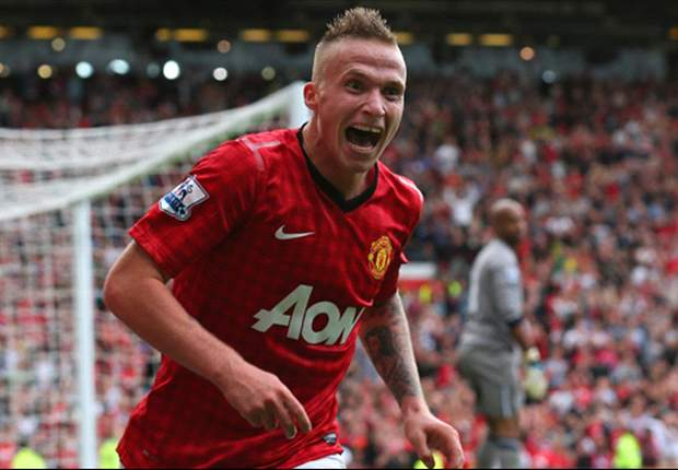 Buttner in awe of 'great' Manchester United team-mates