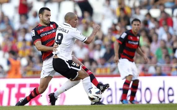 Andrés Túñez, Sofiane Feghouli - Valencia vs Celta