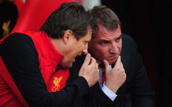 Rodgers: Liverpool were beaten by the better side in Swansea