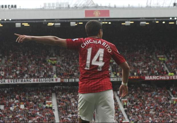 "Chicharito says Manchester United will not ""make the same mistakes"" in the Champions League this time around"