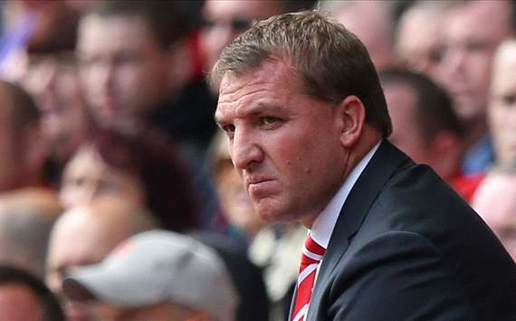 Brendan Rodgers - Liverpool manager