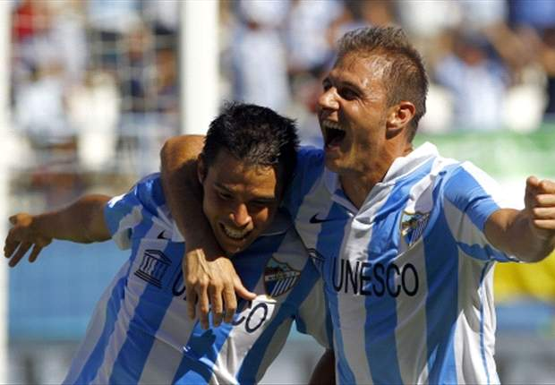Saviola vows to make Malaga fans happy