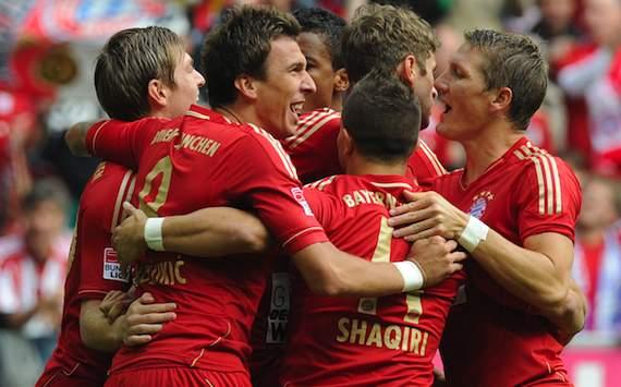 BUndesliga: FC Bayern München - 1. FSV Mainz 05