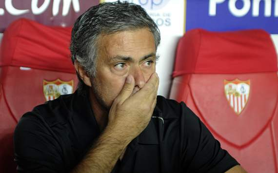 Mourinho: I'm the only one to blame for Real Madrid's current situation