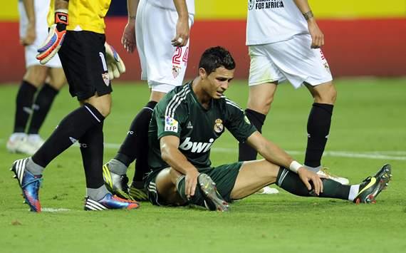 Cristiano Ronaldo, Sevilla, Real Madrid