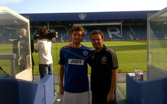 Granero: Juan Mata convinced me to join QPR