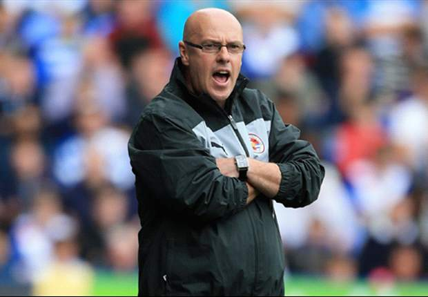 Reading boss McDermott not fearing the sack after fourth successive defeat at Sunderland