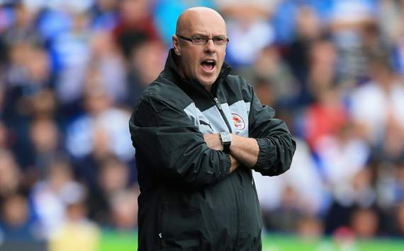 EPL - Reading vs Tottenham, Brian McDermott