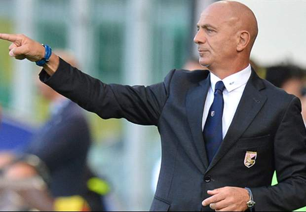 Sannino confirmed as new Palermo coach