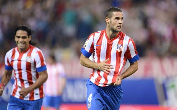 Mario Suarez: This Atletico can beat anyone