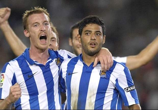 Carlos Vela: The most important thing about my goal is that we won