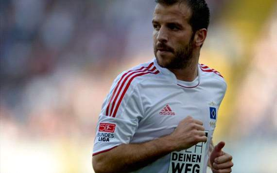 Van der Vaart: The boys have shown that they want to fight for Hamburg