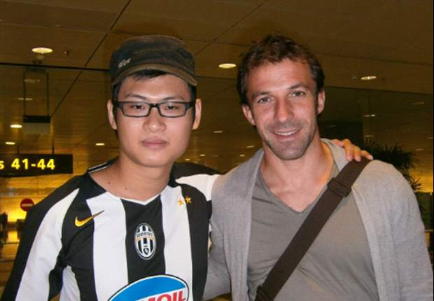 Fan Speak: The day I met Del Piero