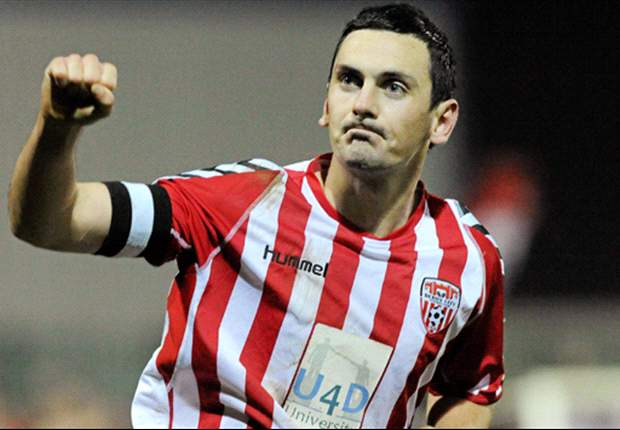 World Player of the Week: Mark Farren - Derry City