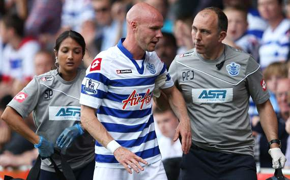 Mark Hughes: QPR Kehilangan Sosok Andy Johnson