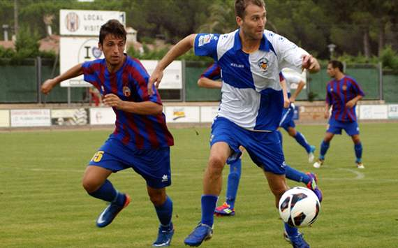 Anibal Zurdo, CE Sabadell