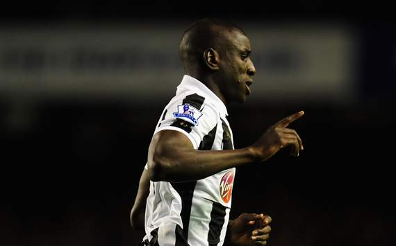 EPL - Everton v Newcastle United, Demba Ba