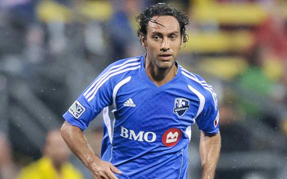 Alessandro Nesta, Montreal Impact, MLS