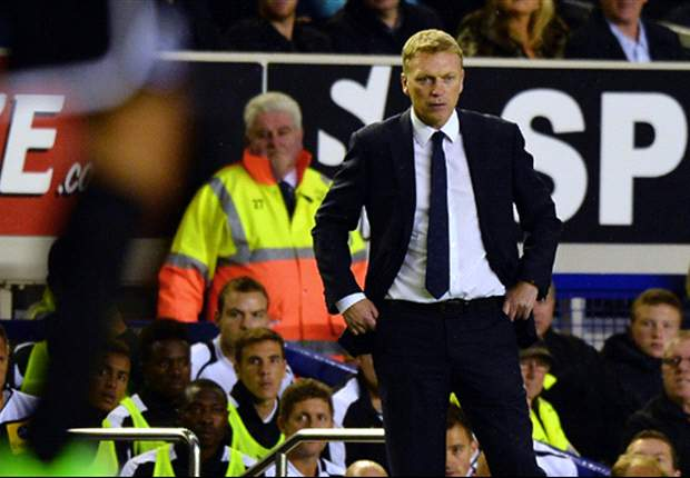 Moyes urges Everton to push for top-four spot ahead of Swansea City trip
