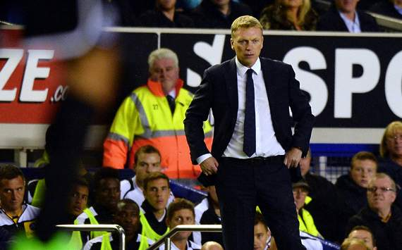 Louis Saha: David Moyes Ambisius