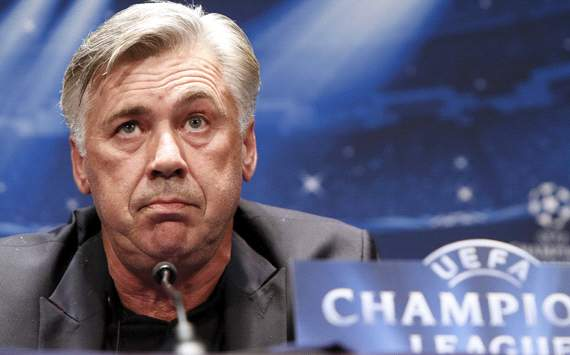 Ancelotti expresses his disappointment at Porto defeat and insists that Lavezzi's substitution was down to injury