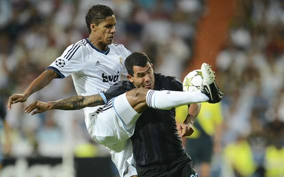 'Shades of Hierro &amp; Blanc' - Real Madrid teenager Raphael Varane is set for superstardom