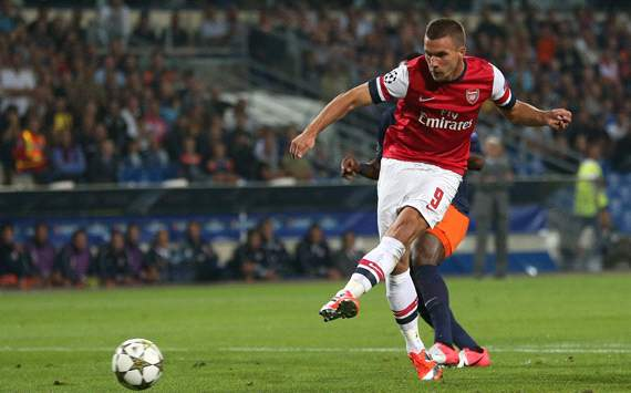 Former Germany boss Vogts criticises Podolski attitude