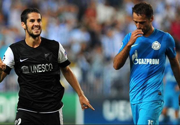 Tottenham target Isco 'could leave in January' – Malaga sporting director