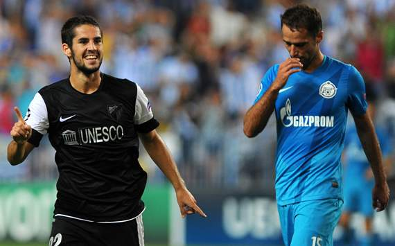 Malaga sporting director admits that Isco could leave in January