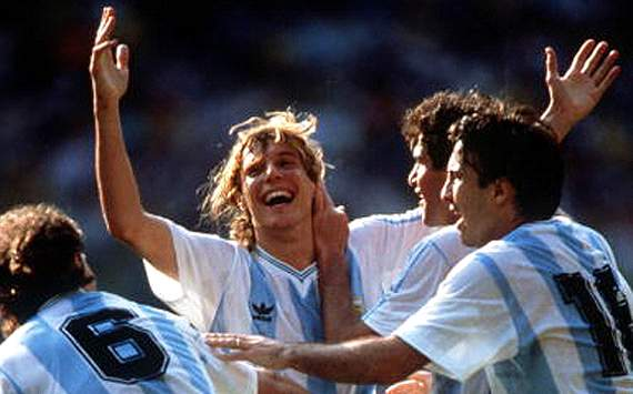 Caniggia: We are living in the Messi era