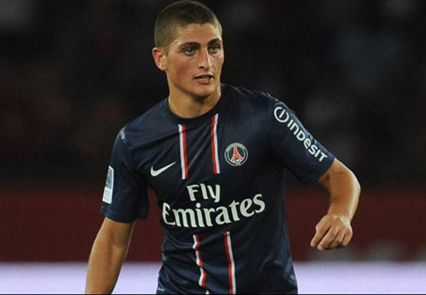 Verratti: I had goosebumps playing in Champions League for Paris Saint-Germain