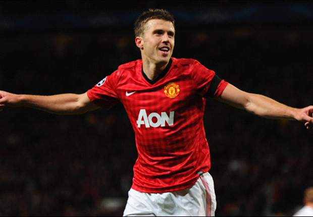 Sir Alex Ferguson: Carrick enjoying his best-ever season