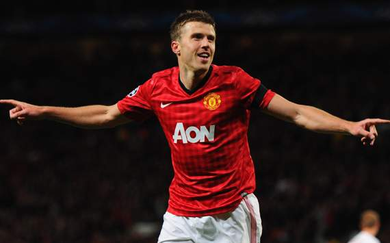 Carrick accepts blame for Southampton goal