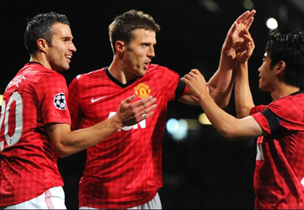 Carrick only interested in impressing 'main man' Sir Alex Ferguson at Manchester United
