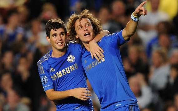 David Luiz: If Oscar sheds his shyness, he will be one of the world's best
