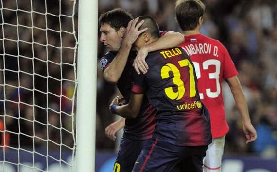 Messi barcelona Spartak