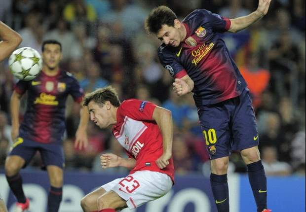 'It is not easy to win a game like that,' says Messi after Barcelona snatch late win