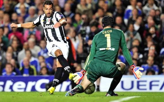 Juventus Brasil  Juventus joga bem e consegue empate contra o Chelsea. 19d2aecda668d