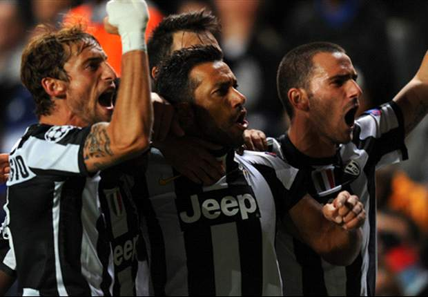 Vidal and Quagliarella elated with Juventus comeback after 2-2 draw with Chelsea
