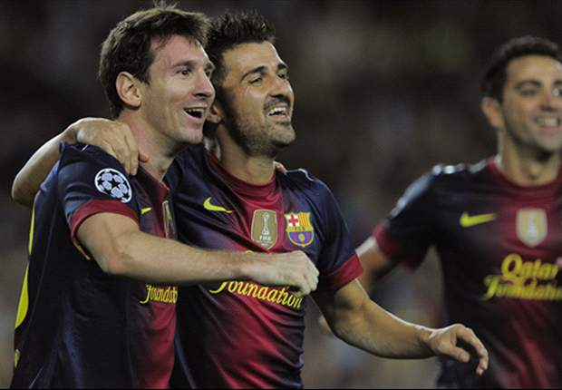 TEAM NEWS: Mascherano & Song to pair up in defence for Barcelona