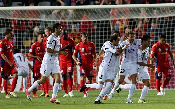 Bunyodkor draw 'feels like a loss' for Reds