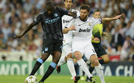 Yaya Toure wants further Champions League progress at Manchester City