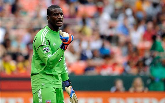 Bill Hamid, D.C. United, MLS