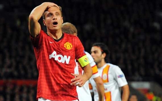 Nemanja Vidic,Manchester United