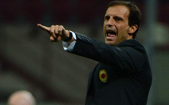 Massimiliano Allegri slams resignation rumours