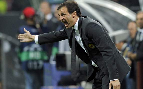 Massimiliano Allegri - Milan
