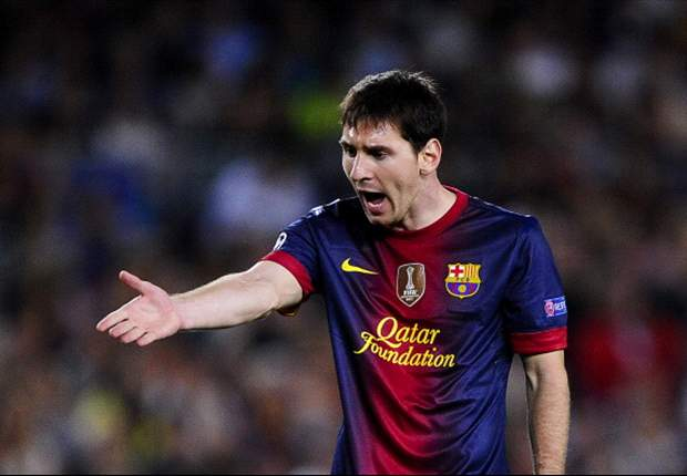 Messi insists that there is no problem with Villa despite heated moment