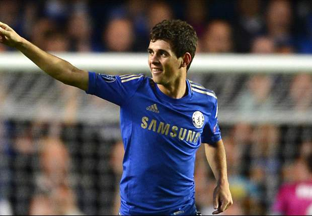 TEAM NEWS: Oscar makes first Premier League start for Chelsea against Stoke City