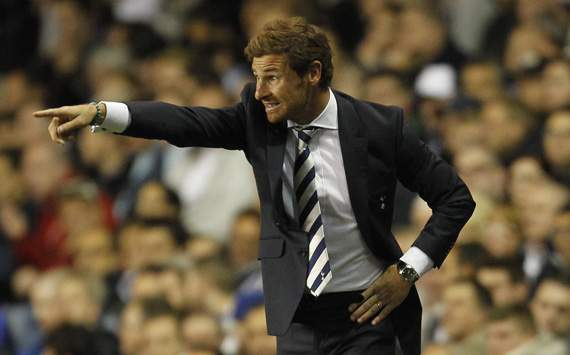 Villas-Boas: English clubs see Europa League as a punishment