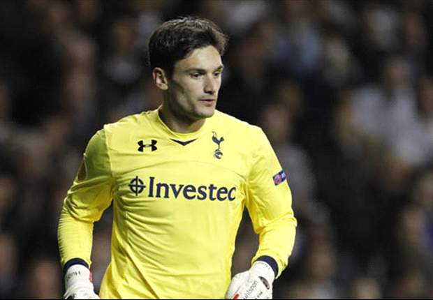 Lloris relaxed about Tottenham situation